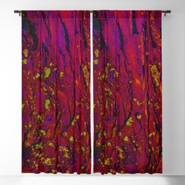 Psychedelic Trip #2 Blackout Curtain