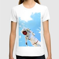 spaceman T-shirts featuring Spaceman by Richwill Company