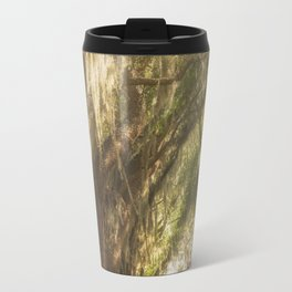 Autumn Alley Travel Mug