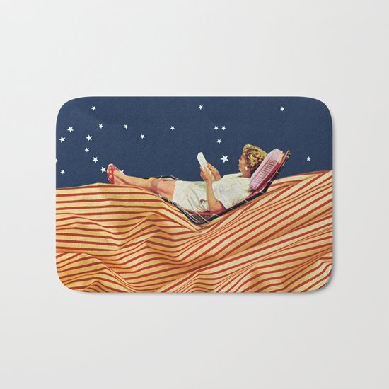 INDEPENDENCE DAY Bath Mat