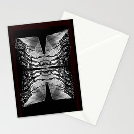 new silver Stationery Cards