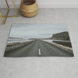 Empty Road - A Love Story Rug