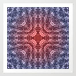 Heart of the Matter, 2120z17 Art Print