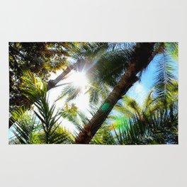 Livin' the Palm Life Rug