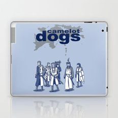 Camelot Dogs Laptop & iPad Skin