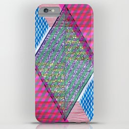 Isometric Harlequin #10 iPhone Case