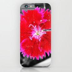 Red Flower iPhone 6s Slim Case