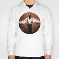 religion Hoodies featuring Losing My Religion by Zombie Rust