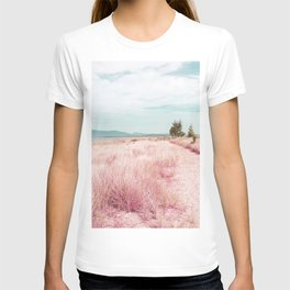 Coastal trail - blush T-shirt