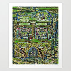 arcadian Art Print