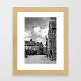 Locronan 5b Framed Art Print