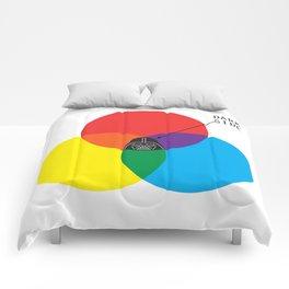 Dark Side Comforters