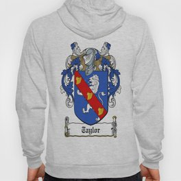 Family Crest - Taylor - Coat of Arms Hoody