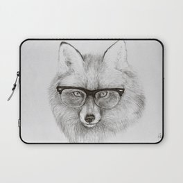 Fox Specs Laptop Sleeve