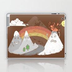 Volcano Fact Laptop & iPad Skin