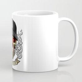 Vaping Skull - Vape On - Cloud Chaser - Vaper Coffee Mug