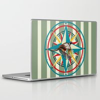 not all who wander are lost Laptop & iPad Skins featuring Not all those who wander are lost by milanova