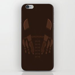 The Bad Guy iPhone Skin