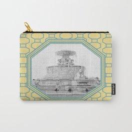 Detroit, Michigan_Scott Fountain_Belle Isle Carry-All Pouch