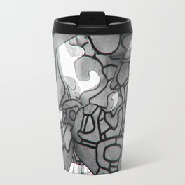 Group of four trees Travel Mug
