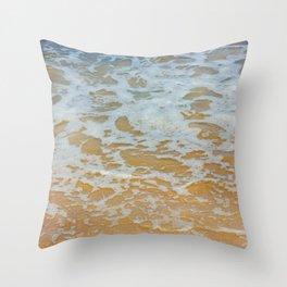 Wve Throw Pillow