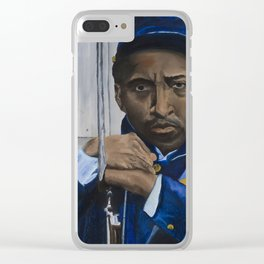 Trooper Clear iPhone Case