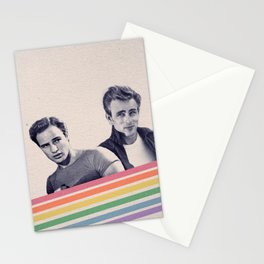 Technicolor Icons Stationery Cards