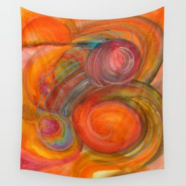 Sounds of Watercolors I Wall Tapestry