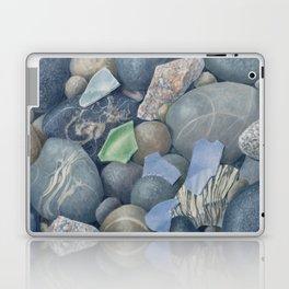 Sea Glass IV Laptop & iPad Skin