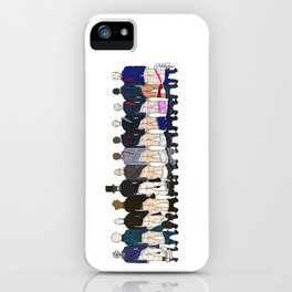President Butts LV iPhone Case