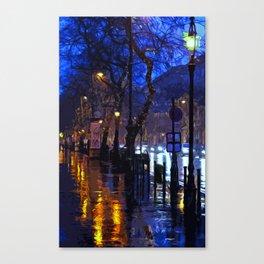 Lights up the Night Canvas Print