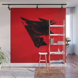 Equilateral Wall Mural