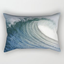 Hollow Dayz * Huntington Beach Pier Rectangular Pillow