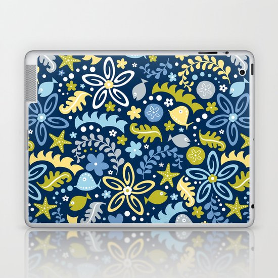Tidal Pool Laptop & iPad Skin