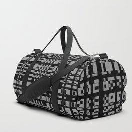 block chain Duffle Bag