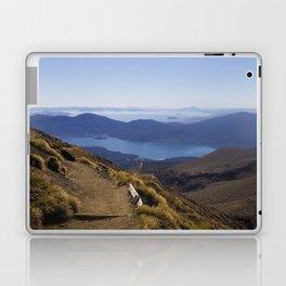 A long walk home - New Zealand Laptop & iPad Skin