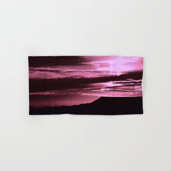 SW Rose Mesa Sunset Hand & Bath Towel
