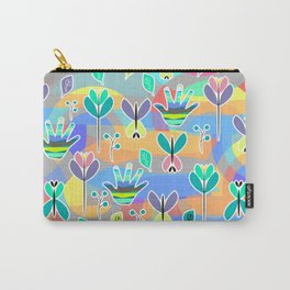 Happy pattern Carry-All Pouch