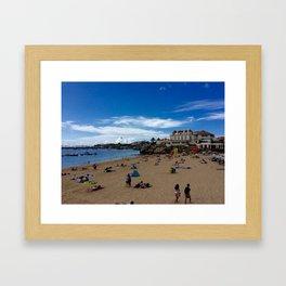 Explore Portugal Framed Art Print