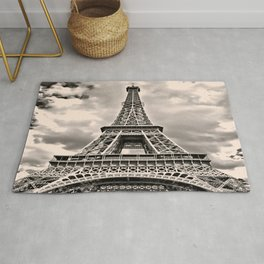 Eiffel Tower Rug