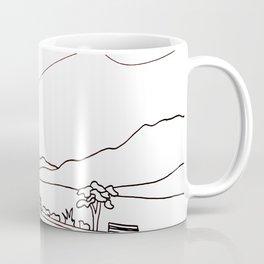 English Bayline Coffee Mug