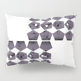 Pentagons of May 30 Pillow Sham