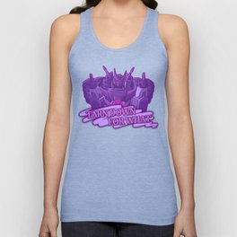 Tarn Down For What Unisex Tank Top