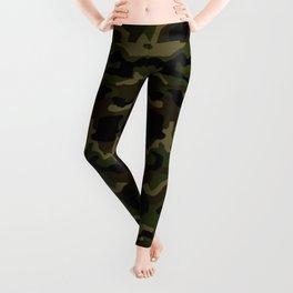 Camouflage Art3 Leggings