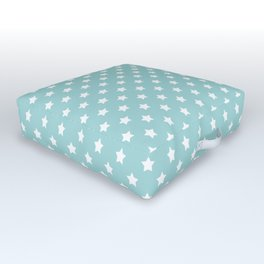 A simple star 6 Outdoor Floor Cushion