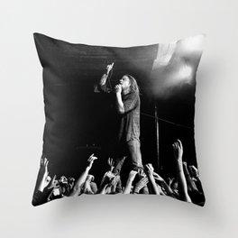 Matthew Shultz (Cage The Elephant) - II Throw Pillow