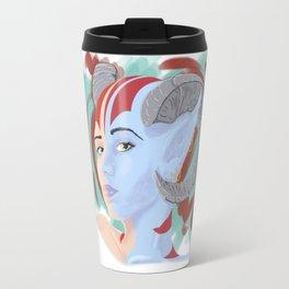 Demon' Gaze Travel Mug