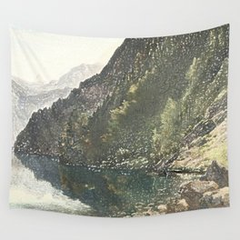 To the loch Wall Tapestry