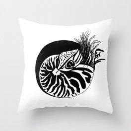 Prawn Throw Pillow