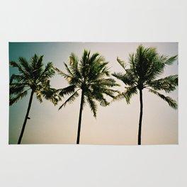 La Luciola palms, Bali, Indonesia  Rug